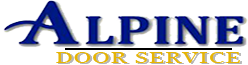 Alpine Door Service Logo