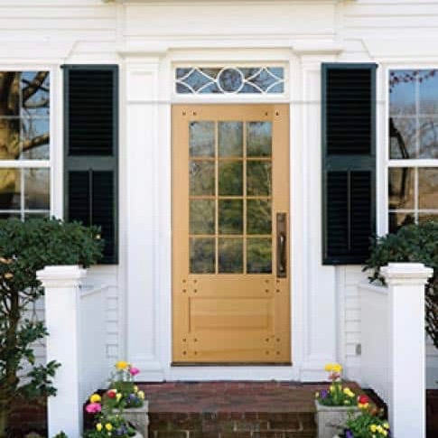 Residential Front Entry Door Replacement Arlington Tx